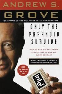 Baixar Only the paranoid survive pdf, epub, ebook