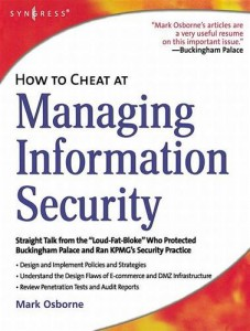 Baixar How to cheat at managing information security pdf, epub, eBook