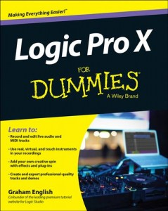 Baixar Logic pro x for dummies pdf, epub, ebook