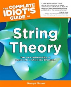 Baixar Complete idiot's guide to string theory, the pdf, epub, ebook