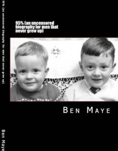 Baixar 95% (an uncensored biography for men that never pdf, epub, ebook