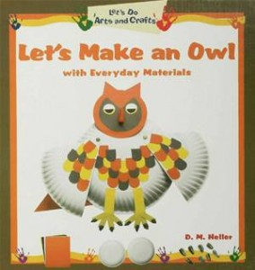 Baixar Let's make an owl with everyday materials pdf, epub, eBook