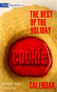 Baixar Best of the holiday cookie calendar, the pdf, epub, eBook