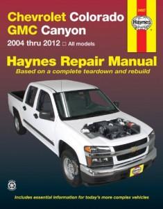 Baixar Chevrolet colorado gmc canyon 2004 thru 2012 pdf, epub, ebook