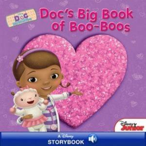 Baixar Doc mcstuffins: doc's big book of boo-boos pdf, epub, eBook