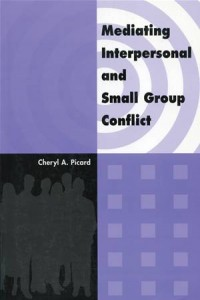 Baixar Mediating interpersonal and small group conflict pdf, epub, ebook