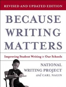 Baixar Because writing matters pdf, epub, eBook