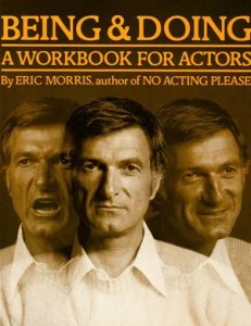 Baixar Being & doing: a workbook for actors pdf, epub, ebook