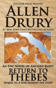 Baixar Return to thebes pdf, epub, ebook
