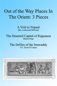 Baixar Out of the way places in the orient, 3 pieces. pdf, epub, eBook