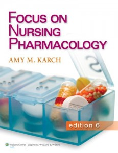 Baixar Focus on pharmacology, 6th ed + study guide + pdf, epub, ebook