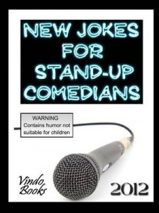 Baixar New jokes for stand-up comedians 2012 pdf, epub, ebook