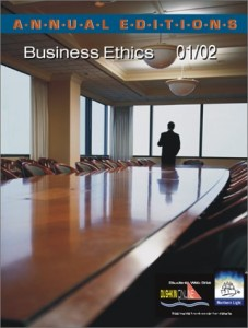 Baixar Business ethics 01 pdf, epub, eBook