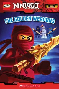 Baixar Lego ninjago reader #3: the golden weapons pdf, epub, eBook