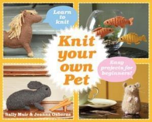 Baixar Knit your own pet pdf, epub, ebook