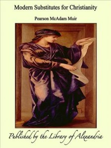 Baixar Modern substitutes for christianity pdf, epub, ebook