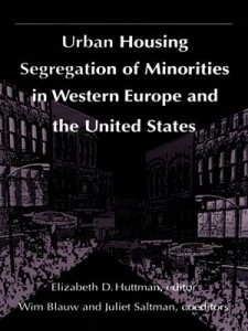 Baixar Urban housing segregation of minorities in pdf, epub, ebook