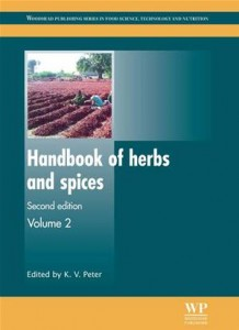 Baixar Handbook of herbs and spices pdf, epub, ebook