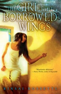 Baixar Girl with borrowed wings, the pdf, epub, ebook