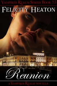 Baixar Reunion (vampires realm romance series #3.5) pdf, epub, eBook