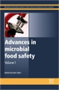 Baixar Advances in microbial food safety pdf, epub, eBook