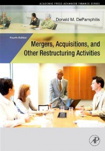 Baixar Mergers, acquisitions, and other restructuring pdf, epub, ebook