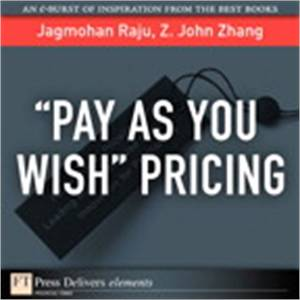 Baixar Pay as you wish pricing pdf, epub, ebook