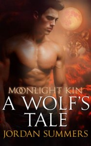 Baixar Moonlight kin 1: a wolf's tale pdf, epub, eBook