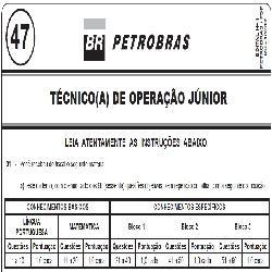 Baixar PROVA COMENTADA PETROBRÁS – PROVA 47 Técnico de Operação Jr 2012 pdf, epub, eBook