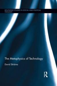 Baixar Metaphysics of technology, the pdf, epub, ebook