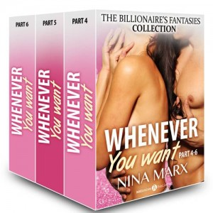 Baixar Whenever you want (the billionaire's fantasies pdf, epub, ebook