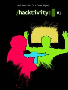 Baixar Hacktivity #1 pdf, epub, eBook