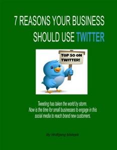Baixar 7 reasons your business should use twitter pdf, epub, eBook