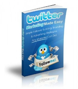 Baixar Twitter marketing made easy! pdf, epub, eBook