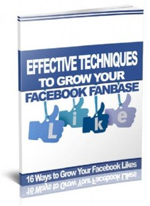 Baixar Effective ways to grow facebook fanbase pdf, epub, eBook