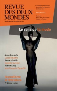 Baixar Revue des deux mondes fevrier 2014 pdf, epub, eBook