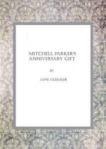 Baixar Mitchell parker's anniversary gift pdf, epub, eBook