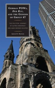 Baixar German pows, der ruf, and the genesis of group 47 pdf, epub, eBook