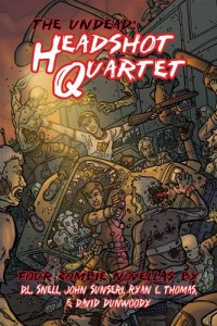 Baixar Undead: headshot quartet, the pdf, epub, ebook
