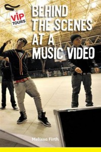 Baixar Behind the scenes at a music video pdf, epub, ebook