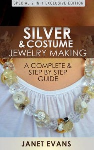 Baixar Silver & costume jewelry making : a complete & pdf, epub, ebook