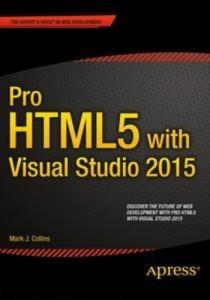 Baixar Pro html5 with visual studio 2015 pdf, epub, eBook