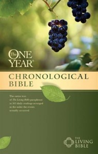 Baixar One year chronological bible tlb, the pdf, epub, ebook