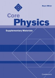 Baixar Core physics supplementary materials pdf, epub, eBook