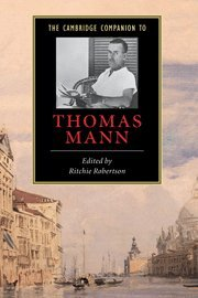 Baixar Cambridge companion to thomas mann, the pdf, epub, eBook