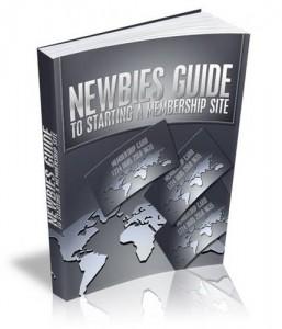 Baixar Newbies guide to starting a membership site pdf, epub, eBook