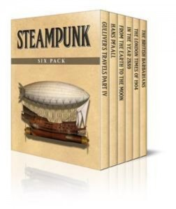 Baixar Steampunk six pack pdf, epub, eBook