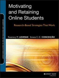 Baixar Motivating and retaining online students pdf, epub, eBook