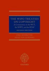 Baixar Wipo treaties on copyright, the pdf, epub, ebook