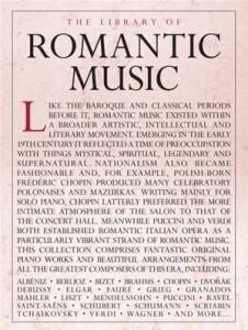 Baixar Library of romantic music, the pdf, epub, ebook